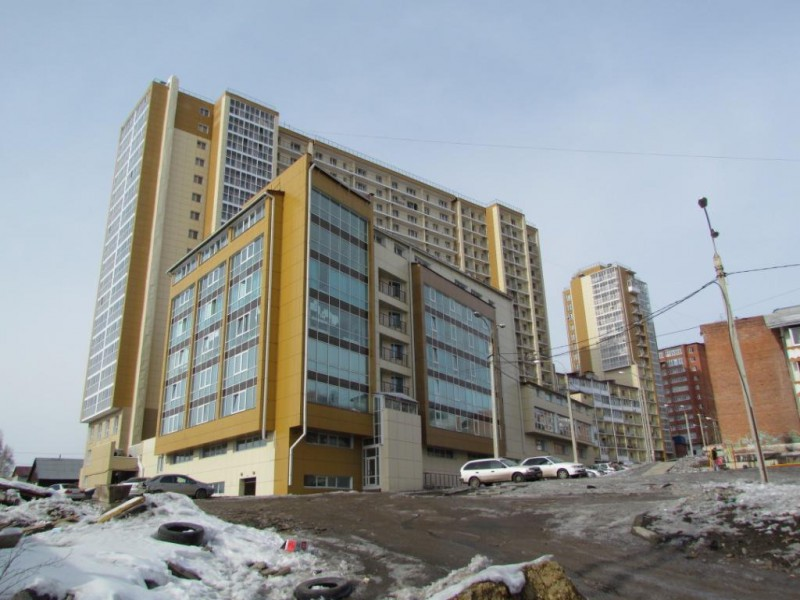 """ЖК """"Родной берег"""". 2009-2010."""