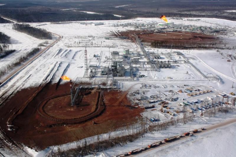Ярактинское нефтегазоконденсатное месторождение. 2018.