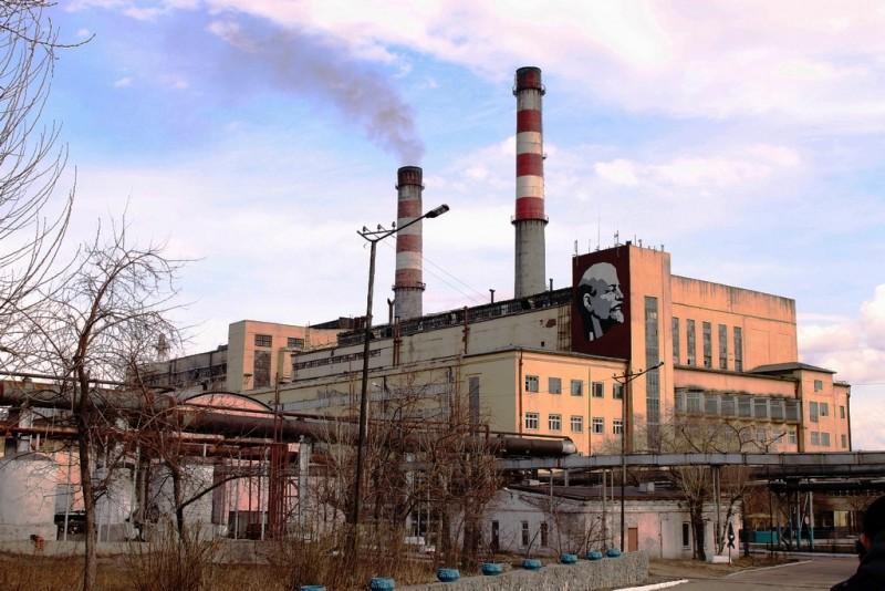 г. Улан-Удэ, ТЭЦ-1. 2018.