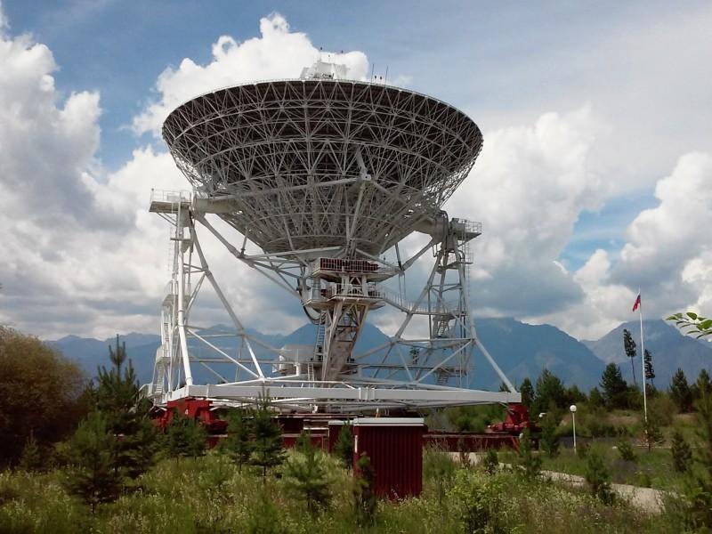 Радиоастрономическая обсерватория Бадары.